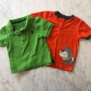 Lot of Two Shirts
